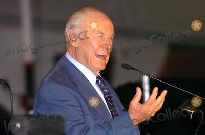 Chuck Yeager Photo - General Chuck Yeager Receives the Silver Beaver Award From the Boy Scouts of America This Is the Boy Scouts Highest Award to a Non-scout the Palm Springs Air Museum Palm Springs CA 10-30-2007 Phot by Ned Redway-Globe Photos