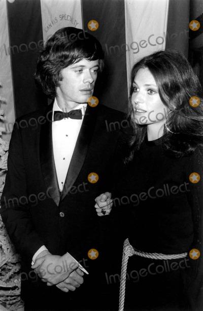 Michael Sarrazin Photo - Jacqueline Bisset and Michael Sarrazin in New Orleans 61977 1970s Sylvia NorrisGlobe Photos Inc