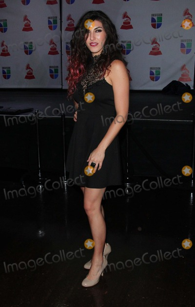 Ana Victoria Photo - Ana Victoria the Xiii Annual Latin Grammy Awards Nominations on 25th September 2012 at Belasco Theaterlos Angeles Causaphoto TleopoldGlobephotos