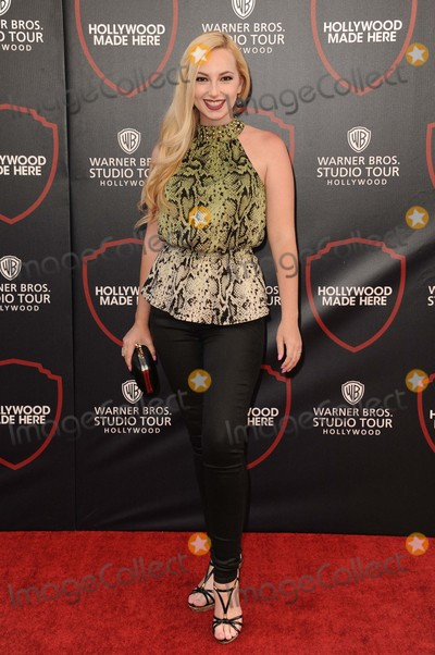Alexis Nolan Photo - Alexis Nolan attending the Red Carpet For Warner Bros Studio Tour Hollywoods New 25000 Sq Ft Interactive Sound Stage Held at Warner Bros Studios in Los Angeles California on July 14 2015 Photo by D Long- Globe Photos Inc