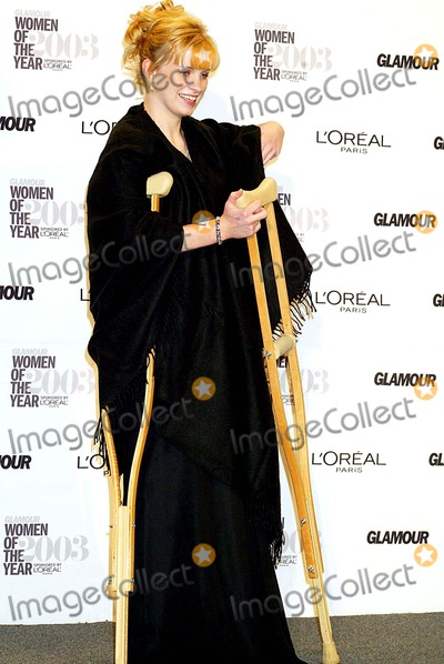 Jessica Lynch Photo - the 14th Annual Glamour Women of the Year Awards Pressroom American Museum Nf Natural History New York City 11102003 Photo Sonia Moskowitz  Globe Photos Inc 2oo3 Jessica Lynch