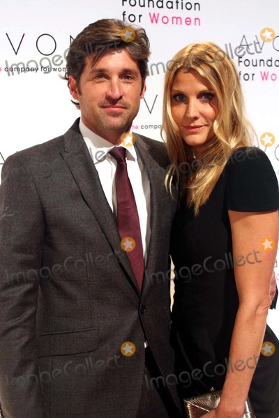 Jillian Dempsey Photo - Patrick Dempsey and Wife Jillian Dempsey 2010 Avon Foundation Gala New York NY United 10-26-2010 Photo by Barry Talesnick-ipol-Globe Phoos Inc 2010