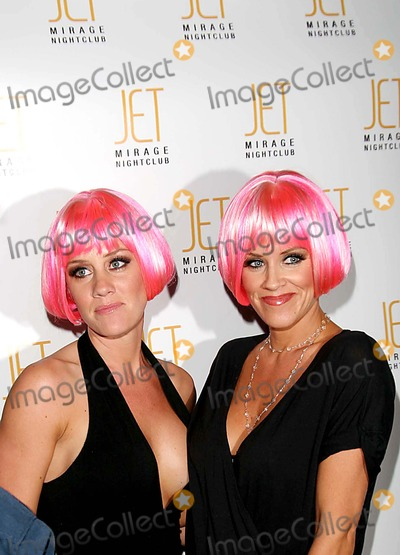 Amy McCarthy Photo - Amy Mccarthys Party Hosted by Big Sis Jenny Mccarthy at the Mirage Nightclub Iin the Mirage Hotel Las Vegas Nevada 07-21-2006 Photo Ed Geller  Globe Photos Inc 2006 Amy Mccarthy and Jenny Mccarthy