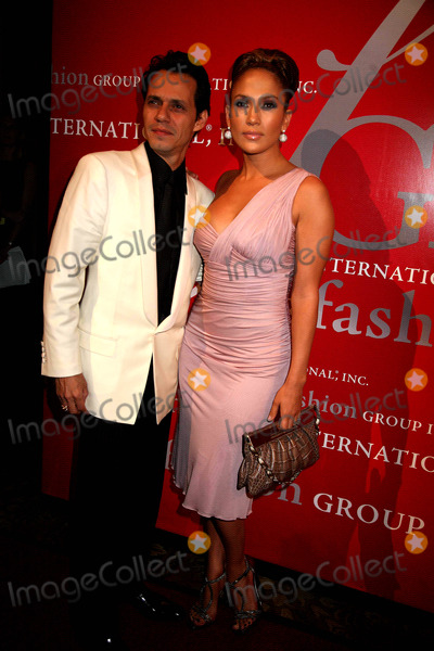 Alchemist Photo - The Fashion Group International Presents the 25th Annual Night of Stars Honoring the Alchemists Cipriani Wall St NYC October 23 08 Photos by Sonia Moskowitz Globe Photos Inc 2008 Jennifer Lopez and Marc Anthony