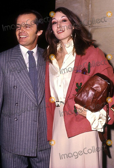 Angelica Huston Photo - 50th Anniveersary Party For Columbia Pictures Phil Roach  Ipol Globe Photos Inc I1137pr Jack Nicholson  Angelica Huston Jack Nicholson Retro