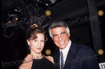 Andrew Stein Photo - Andrew Stein with Barbara Vaughn the 3rd Annual Tribeca Ball 1996 K4209ar Photo by Adam Scull-Globe Photos Inc