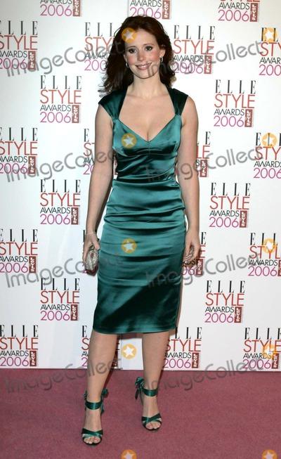 Amy Nuttall Photo - Elle Style Awards 2006-atlantis Gallery Old Truman Brewery Brick Lane London Uk 02-20-2006 Photo by Mark Chilton-globelink-Globe Photosinc Amy Nuttall
