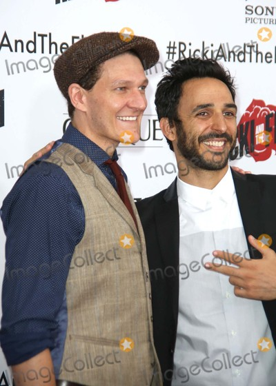 Amir Arison Photo - Cris Williams and Amir Arison Attend the World Premiere of Ricki and the Flash Amc Lincoln Square Theater NYC August 3 2015 Photos by Sonia Moskowitz Globe Photos Inc