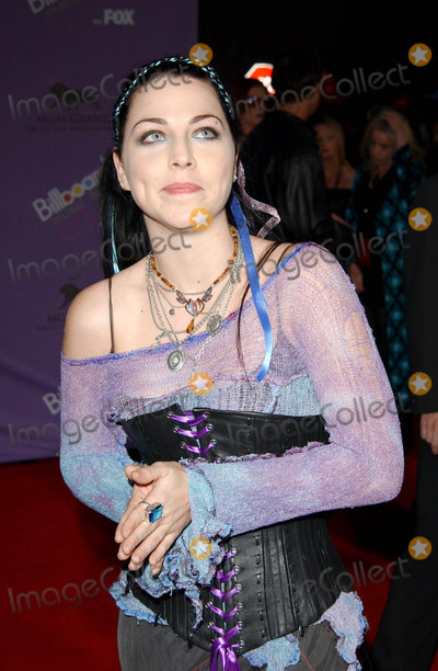 Amy Lee Photo - Billboard Music Awards 2003 Arrivals at the Mgm Grand Hotelcasino Las Vegas Nevada 12102003 Photo by Fitzroy BarrettGlobe Photos 2003 Amy Lee of Evanescence