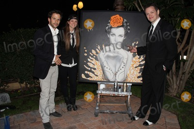Audrey Hepburn Photo - Dream Builders Project Presents the 2nd Annual a Brighter Future For Children to Benefit the Audrey Hepburn Cares Center at Childrens Hospital Los Angeles Taglyan Cultural Complex Hollywood CA 03052015 Christian Oliver Angelina Christina and Tom Malloy Clinton H WallaceipolGlobe Photos