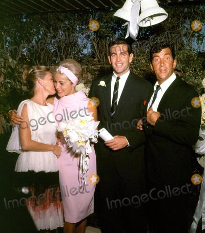 Jeanne Martin Photo - Janet Leighrobert Brandt Wedding Deanjeanne Martin Photo Nate CutlerGlobe Photos Inc