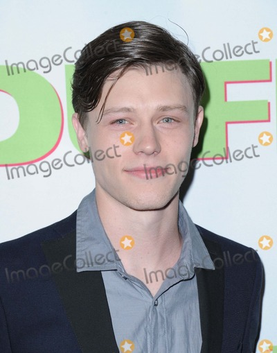 Nick Eversman Photo - Nick Eversman attending the Los Angeles Screening of the Duff Held at the Tcl Chinese 6 Theatres in Hollywood California on February 12 2015 Photo by D Long- Globe Photos Inc