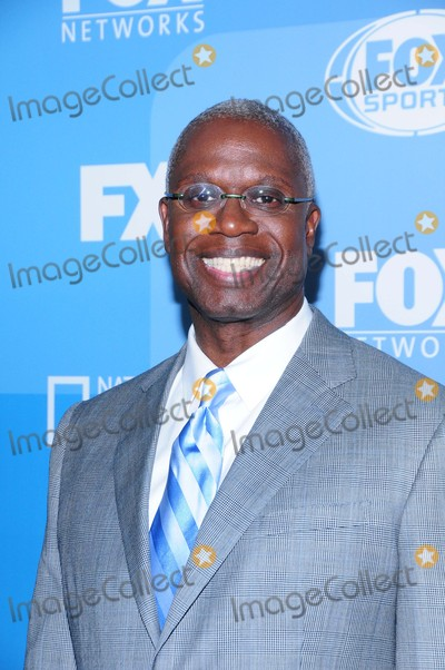 Andre Braugher Photo - Fox Upfront Wollman Rink NY 05-11-15 Photo by - Ken Babolcsay IpolGlobe Photo Andre Braugher