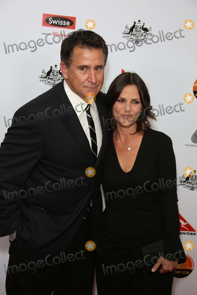 Anthony Lapaglia Photo - Actor Anthony Lapaglia and Gia Carides Attend the Gday USA Los Angeles Black Tie Gala at Hotel Jw Marriott in Los Angeles USA on 12 January 2013 Photo Alec Michael Photos by Alec Michael-Globe Photos Inc