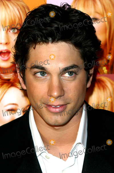 Adam Garcia Photo - Premiere of Confessions of a Teenage Drama Queen at the E-walk Theater  New York City 02172004 Photo by John B ZisselipolGlobe Photosinc Adam Garcia