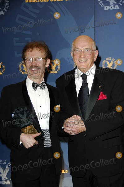 Terry Benson Photo - Terry Benson and Edwin Sherin During the 59th Annual Directors Guild of America Awards (Press Room) Held at the Hyatt Regency Century Plaza Hotel on February 3 2007 in Century City Los Angeles Photo by Michael Germana-Globe Photos 2007