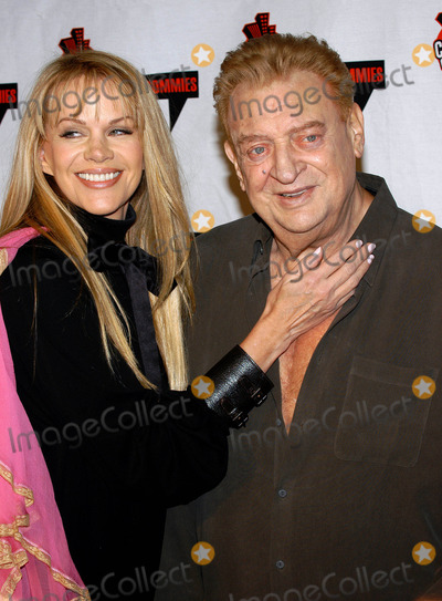 Rodney Dangerfield Photo - the Commies Comedy Centrals First Ever Awards Arrivals at Sony Pictures in Culver City CA 11222003 Photo by Fitzroy BarretGlobe Photos Inc2003 Rodney Dangerfield and Wife Joan