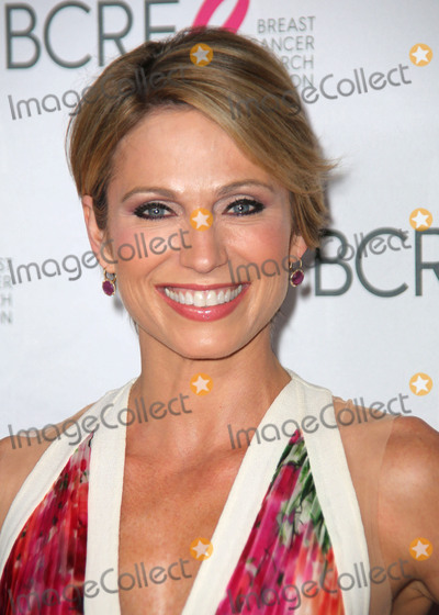 Amy Robach Photo - The Breast Cancer Research Foundations Annual Hot Pink Party 2015 the Waldorf Astoria NYC April 30 2015 Photos by Sonia Moskowitz Globe Photos Inc 2015 Amy Robach