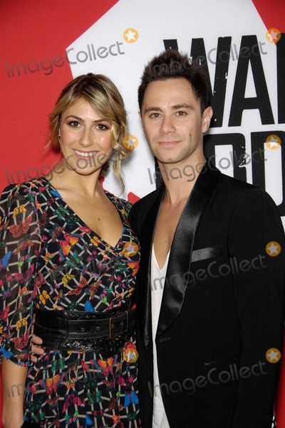 Emma Slater Photo - Emma Slater and Sasha Farber During the Premiere of the New Movie From Summit Entertainment Warm Bodies Held at the Arclight Cinerama Dome on January 29 2013 in Los Angeles Photo Michael Germana - Globe Photos