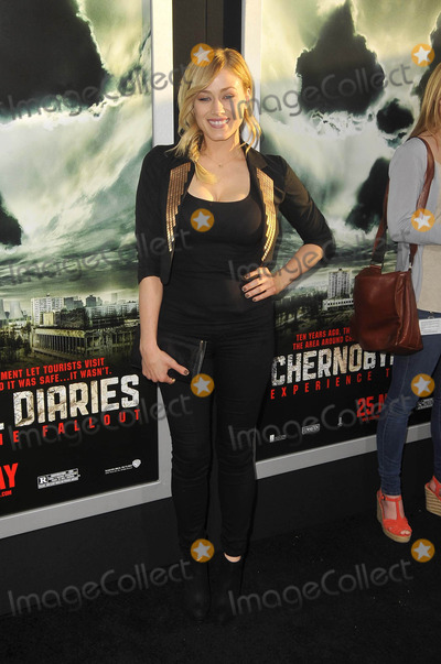 Olivia Dudley Photo - Olivia Dudley attending the Special Screening of Chernobyl Diaries Held at the Cinerama Dome in Hollywood California on May 23 2012 Photo by D Long- Globe Photos Inc