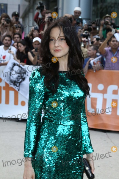 Andrea Riseborough Photo - Actress Andrea Riseborough attends the Premiere of we During the Toronto International Film Festival Tiff at Roy Thomson Hall in Toronto Canada on 12 September 2011 Photo Alec Michael-Globe Photos Inc