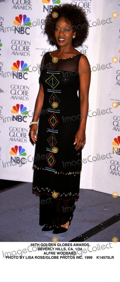 Alfre Woodard Photo - 56th Golden Globes Awards Beverly Hills CA 124 Alfre Woodard Photo by Lisa RoseGlobe Photos Inc