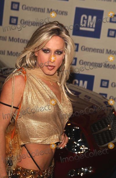 Alexis Arquette Photo -  General Motors Ten Pre Oscar Celebration the Hollywood Palladium Hollywood CA 03212002 Photo by Amy GravesGlobe Photosinc2002 (D) Alexis Arquette