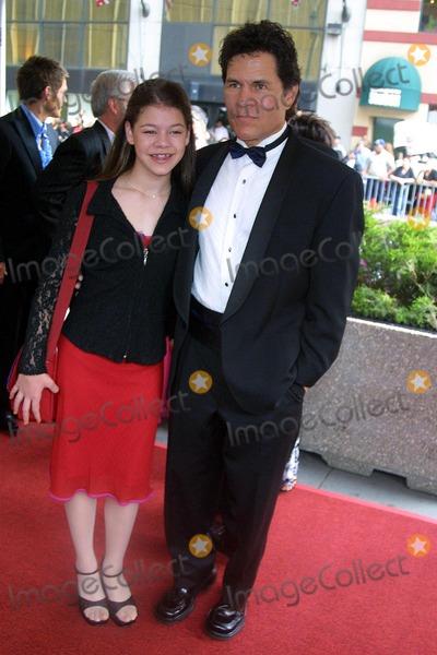 A Martinez Photo - 2002 Daytime Emmy Awards NYC 051702 Photo by John BarrettGlobe Photos Inc 2002 a Martinez and Daughter