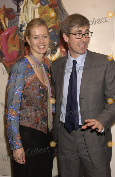 Lady Helen Windsor Photo - Lady Helen Windsor (Taylor) and Husband Tim Taylor A13109 Timothy Taylor Gallery Opening Dering Street London 05202003 Photo Dave Benett Apha Globe Photo Inc