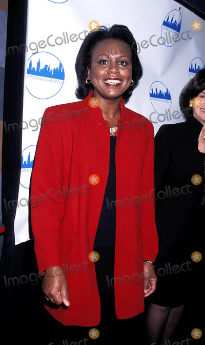 Anita Hill Photo - Citymeals-on-wheels 7th Annaul Power Lunch For Women Rainbow Room New York City 11202003 Photo Rose Hartman  Globe Photos Inc 2003 Anita F Hill