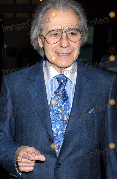 Lalo Schifrin Photo - Warner Home Video Salutes Clint Eastwood Directors Guild Theatre Los Angeles CA 05-29-2008 Photo by Phil Roach-ipol-Globe Photos Lalo Schifrin