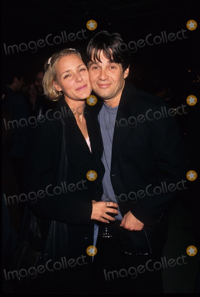Alan Rosenberg Photo - Dedee Pfeiffer with Alan Rosenberg at Cbs Winter Press Tour Party 1997 Photo by Lisa Rose-Globe Photos Inc 1996