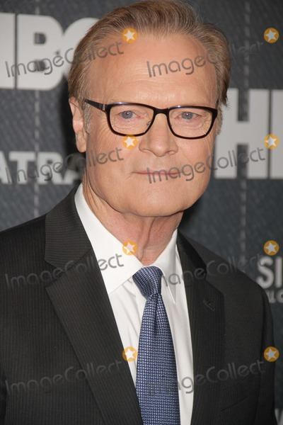 Lawrence ODonnell Photo - Lawrence Odonnell Plays Frank Sinatra at NY Premiere of Hbo Sinatra All or Nothing at All at Time Warner Center3-31-2015 John BarrettGlobe Photos