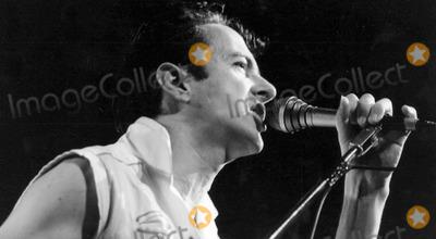 Joe Strummer Photo - the Clash in Concert in Vienna Austria 10-1981 Photo by Felix Zeitlhofer-pr-Globe Photos Joe Strummer