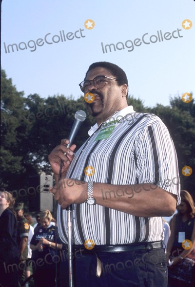 Rosey Grier Photo - Rosey Grier at the March Comingtogether to Cure Cancer - Tha Mall Washington 1998 K13482jkel Photo by James M Kelly-Globe Photos Inc
