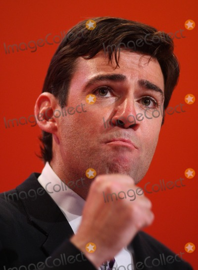 Andy Burnham Photo - Andy Burnham Mp Secretary of State For Health the Labour Party Conference 2009 at the Brighton Center in Brighton England 09-30-2009 Photo by Dave Gadd-allstar-Globe Photos Inc