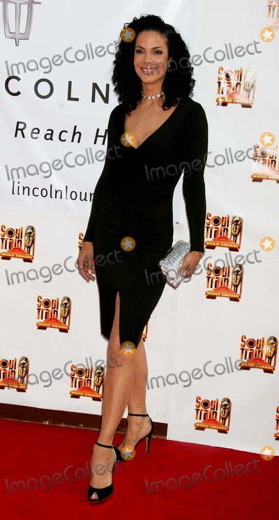 Amy Hunter Photo - 21st Annual Soul Train Music Awards - Red Carpet Pasadena Civic Auditorium Pasadena CA 03-10-2007 Amy Hunter Photo Clinton H Wallace-photomundo-Globe Photos Inc