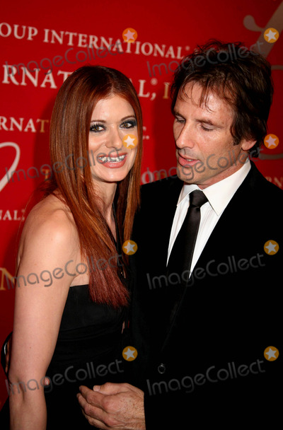Alchemist Photo - The Fashion Group International Presents the 25th Annual Night of Stars Honoring the Alchemists Cipriani Wall St NYC October 23 08 Photos by Sonia Moskowitz Globe Photos Inc 2008 Debra Messing and Husband