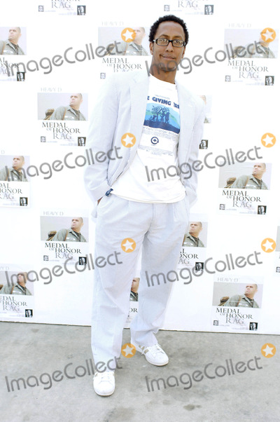 Andre Royo Photo - Medal of Honor (Arrivals) Rag Written by Tom Cole Starring Heavy D Paul Schackman with Graham Shields Special Vip Perofrmance Held at the Egyptian Arena Theatre 06-26-2005photo by Valerie Goodloe-Globe Photosinc Andre Royo