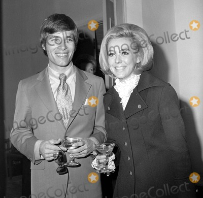 Tina Cole Photo - Don Grady with Tina Cole 3-15-1969 6192 Photo by Phil Roach-ipol-Globe Photos Inc