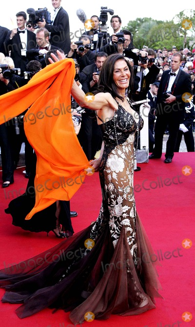 Mouna Ayoub Photo - Premiere of Star Wars - Episode Iii Revenge of the Sith Cannes Film Festival 2005 Cannes France 05-15-2005 Photo Fred Santos  Omedias  Globe Photos Inc 2005 Mouna Ayoub