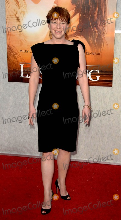 Anne Robinson Photo - Julie Anne Robinson attends the World Premiere of the Last Song Held at the Arclight Theater in Hollywoodca 03-25-2010 Photo by D Long- Globe Photos Inc 2010