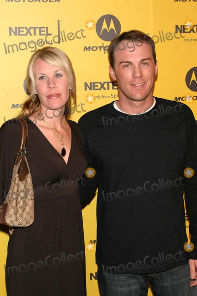 Kevin Harvick Photo - Nascar Nextel Cup Series Champions Party Marquee-nyc- 113006 Kevin Harvick Wife Delana Photo by John B Zissel-ipol-Globe Photos Inc 2006