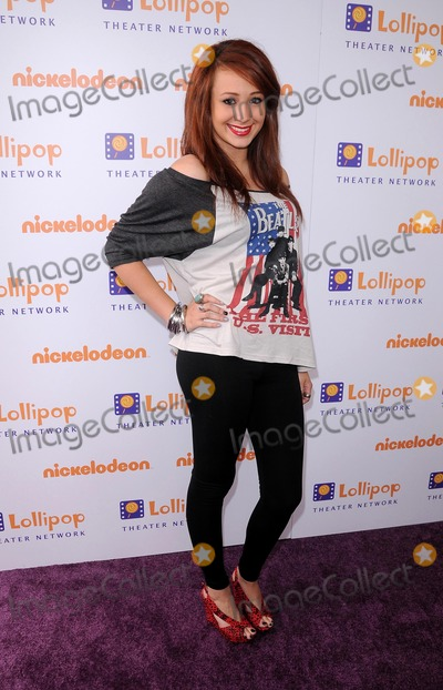 Taylor Rose Photo - Lollipop Theater Networks 3rd Annual Game Day at Nickelodeon Animation Studios in Burbank CA  5711  photo by Scott kirkland-globe Photos  2011caitlyn Taylor Rose