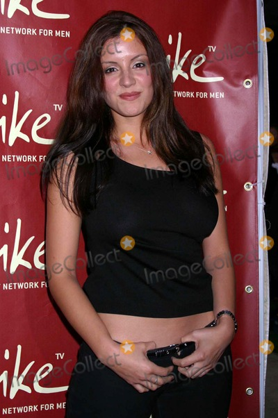 Penelope Jimenez Photo - Spike Tv Launch Party Playboy Mansion Los Angeles CA 06102003 Photo by Clinton H Wallace  Ipol  Globe Photos Inc 2003 Penelope Jimenez