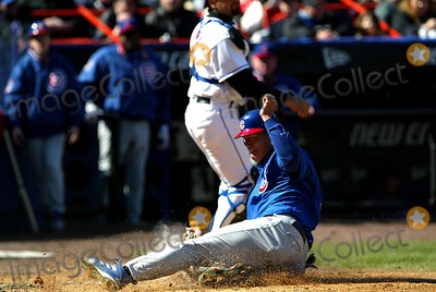 Hee Seop Choi Photo - Hee Seop Choi K29837lcv Opening Day at Shea Stadium Chicago Cubs Vs New York Mets in Queens New York City 3312003 Photo ByGlobe Photos Inc