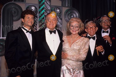 Kirk Cameron Photo - George Burns with Kirk Cameron  Bob Hope  Betty White  Danny Thomas F8888 Photo by Bob Noble-Globe Photos Inc