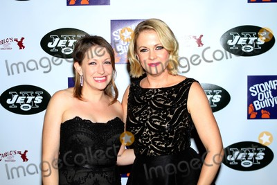 Bully Photo - Stomp Out Bullying Tenth Anniversary Event Held Dream Downtown Hotel in Manhattan Melissa Joan Hart and Her Sister