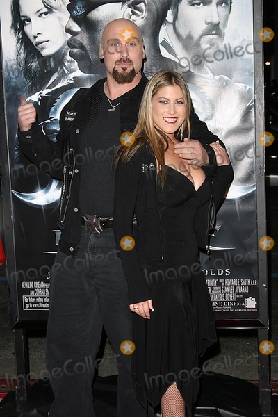 Andrew Bryniarski Photo - Blade Trinity Graumans Chinese Theatre Hollywood CA 12-07-2004 Photo Ed GelleregiGlobe Photos Inc 2004 Andrew Bryniarski