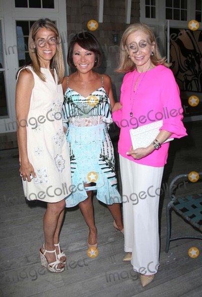 Alina Cho Photo - Phoenix House 2014 Summer Party in the Hamptons Triumph For Teens Private Home of Fred Seegal East Hampton NY June 28 2014 Photos by Sonia Moskowitz Globe Photos Inc 2014 Caryn Zucker Alina Cho